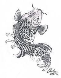 koi fish drawing zentangle birds fish animals u0026 insects