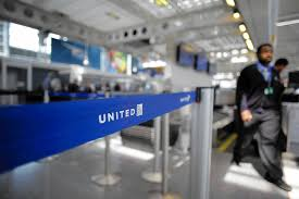 united airlines flight reflects steady descent our society