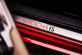 lexus emblem for steering wheel lexus heats up l a auto show with sriracha is show car motor trend