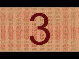 3 by 3 Is Everywhere Numberphile Youtube