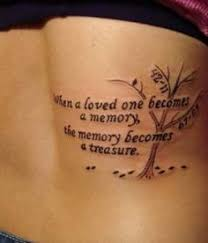 Tattoos In - best 25 memorial quotes ideas on in memory of
