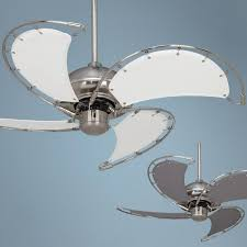 nickel ceiling fan with white blades brushed nickel ceiling fan white blades modern ceiling design