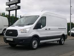 ford transit 350 l3h2 bridge commercials