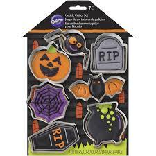 halloween haunted house cookie cutter set wilton