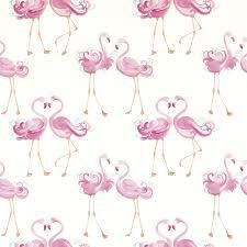 pretty flamingo wallpaper at laura ashley