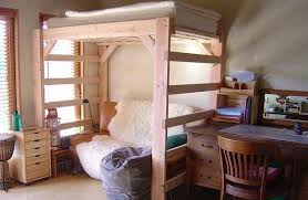 popular loft bed woodworking plans pdf share woodworking plans