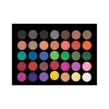 35c matte eyeshadow palette