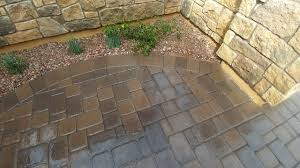 removing paint stains from concrete pavers youtube
