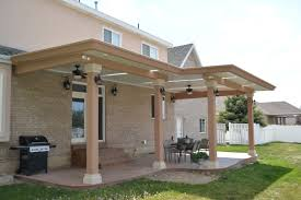 Sunscreen Patios And Pergolas by Stucco Trim Patio Covers Gallery Boyd U0027s Custom Patios