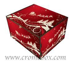 cassette natalizie scatole e casse in legno per vino