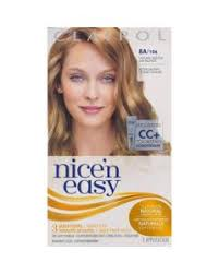 nicen easy color chart hair color hair care dollar general