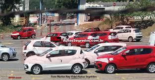 fiat toro branco fiat u0027s entry level hatchback the x1h brazil launch in 2016