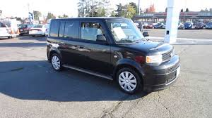 scion cube 2004 scion xb navy blue stock tr11296 youtube