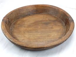 wooden bowl rustic wooden bowl for the home scaramanga