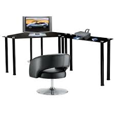 L Shaped Black Glass Desk 22 Best L Shaped Computer Desks Images On Pinterest Computers
