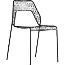 black wire mesh patio chairs wayfair