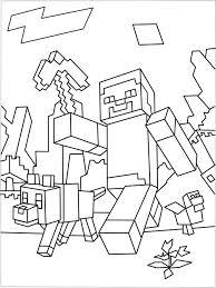 download minecraft coloring pages minecraft ender dragon
