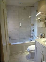 Change Bathtub To Shower Replacing Bathtub With Walk In Shower Guest Bath Replaced Tub With