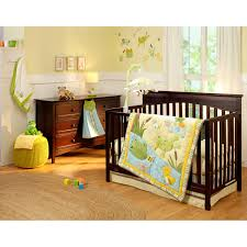 Star Nursery Bedding Sets by Carter U0026 39 S Pond 4 Piece Bedding Set With Diaper Stacker