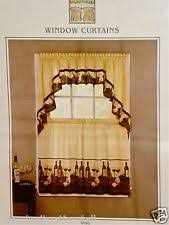 Tuscan Kitchen Curtains Valances by Tuscan Curtains Ebay