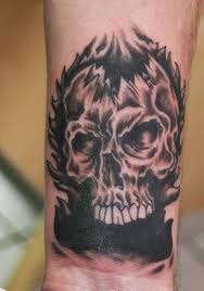 26 best skull wrist tattoos for men images on pinterest skulls