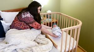 Crib That Attaches To Bed Babybay Bedside Sleeper Review Babygearlab
