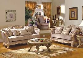 Traditional Living Room Furniture Sets Traditional Sofa Set Descargas Mundiales Com