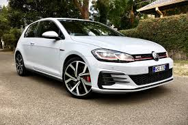 white volkswagen golf volkswagen golf gti performance edition 1 2018 review carsguide
