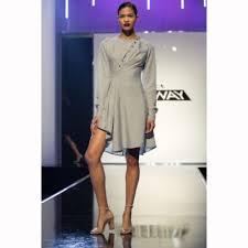project runway challenge winner gingham shirt dress jcpenney