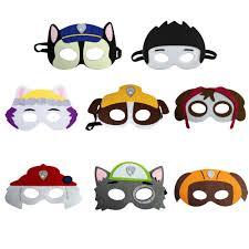 Halloween Mask Crafts High Quality Wholesale Kids Animal Mask From China Kids Animal