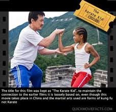 Karate Kid Meme - the karate kid quick movie facts