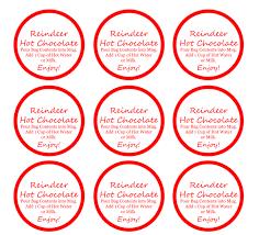 free printable reindeer activities reindeer hot chocolate fun diy gift idea with free printable fun