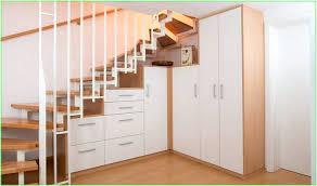 treppe bauen schrank unter offener treppe selber bauen