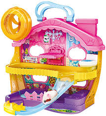hamsters in a house playset ultimate house toys
