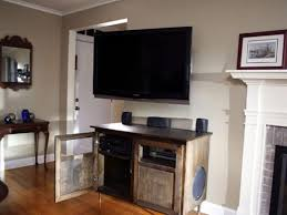 Entertainment Center Design by A Modern Flat Screen Tv And Entertainment Center Solution Hgtv