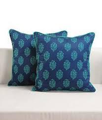 Swayam White N Pink Floral Swayam Cushion Covers Buy Swayam Cushion Covers Online At Best