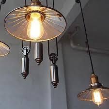 Edison Pendant Light 80 Best Lighting Design Ideas For Restaurant Images On Pinterest