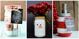 25 diy mason jar gift ideas homemade christmas gifts in mason jars