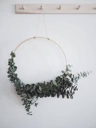 eucalyptus wreath easy peasy diy eucalyptus wreath bell and coeur