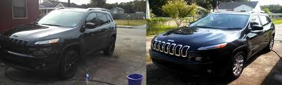 plasti dip jeep cherokee my 2 day diy with plasti dip for a spray paint noob i think it