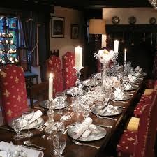christmas table setting ideas universodasreceitas com