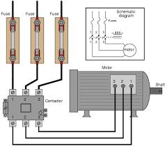 electrical engineering world ac motor control circuits diagram