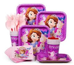 sofia the party supplies disney s sofia the party supplies