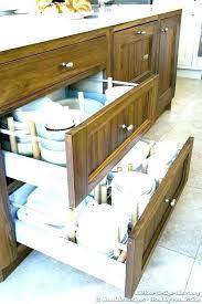 slide out drawers for kitchen cabinets corner shelf with drawer cabinet shelves sliding pull out shelves