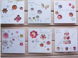 scintillating greeting cards ideas for birthday pictures