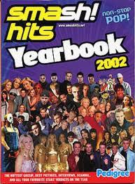 yearbook uk s club 7 smash hits yearbook 2002 uk book 286130 1 902836 82 0