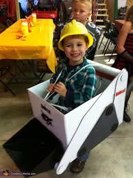 Tow Mater Halloween Costume Farm Equipment Boys Costume Halloween Costumes Costumes
