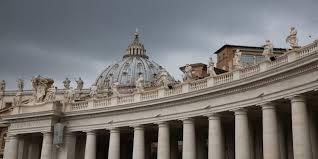 chi ha progettato la cupola di san pietro le statue di san pietro segreti e curiosit罌 della piazza pi羯