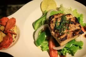 rida la cuisine poissons bifteck fish steak delicate chef rida alam khan