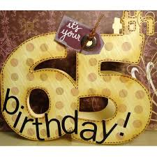 it u0027s your 65th birthday card folksy